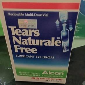 Alcon Tears Naturale Free