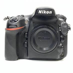 Nikon D800 Body (SC 96K, 96% new)