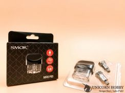 (1 Set) Vape POD Smok Resin Cartridge + 2 OCC