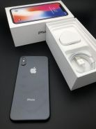 IPhone X 256GB space grey FULL SET
