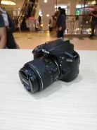Nikon d3300 with 18-55mm vr ii kit (sc 1k only)