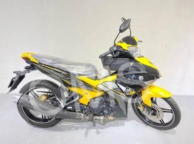 Yamaha Y15ZR V1 Second Y 15 TipTop Y15 ZR LC 150