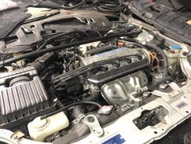 Honda Civic ek3 virs rs so4 halfcut Engine d15b zc