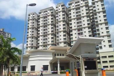 Kristal View Condo 1100sf Seksyen 7 Shah Alam BELOW Market
