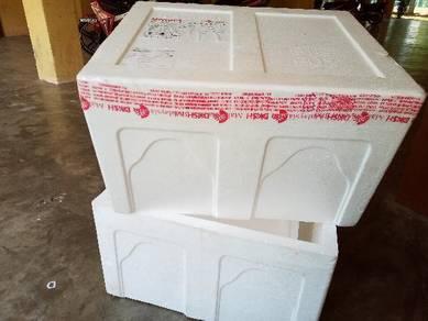 Tong / kotak polistrin