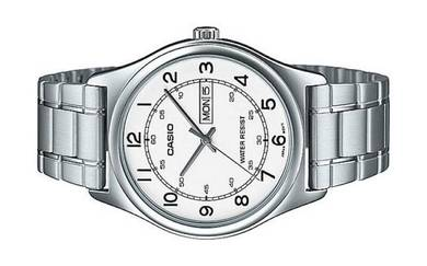 Casio Men Analog Quartz Date Watch MTP-V006D-7B2UD