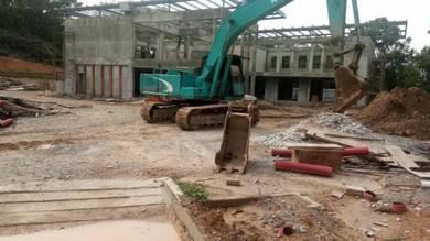 Excavator 200 For Rent