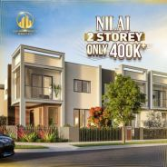 Nilai New Landed Project Complete in 2021