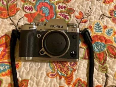 Fujifilm X-T3 with lenses