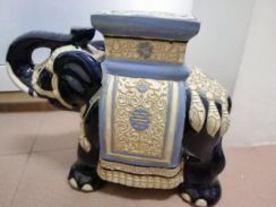 Ceramics hiasan antique