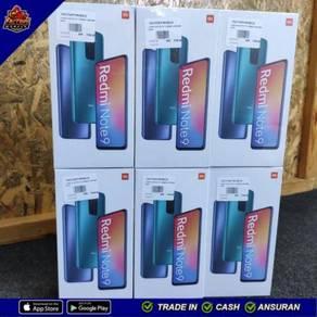 Xiaomi Redmi note 9 4/128 Malaysia set