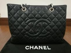 Chanel gst / prada nylon