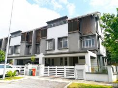 [Corner Lot] 2.5 Sty Terrace Desiran Bayu Presint 16 Putrajaya