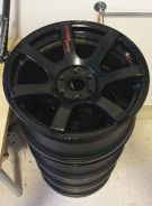 Lenso RT-C 17inch wheels for Navara