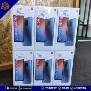 Original Malaysia Set Xiaomi Redmi note 9s 6/128