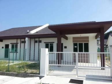 Single Storey Semi D House at Sungai Tiram near Airport, Bayan Lepas