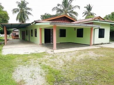 Tanah berserta rumah kg, freehold, mcl