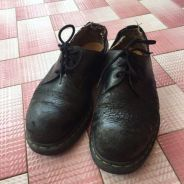 Dr martens steeltoe 7uk