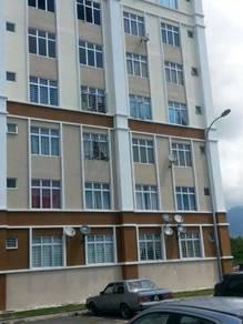 Angkasa Apartment, Block D
