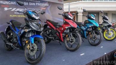2019 Yamaha Y15zr v2 deposit rendah