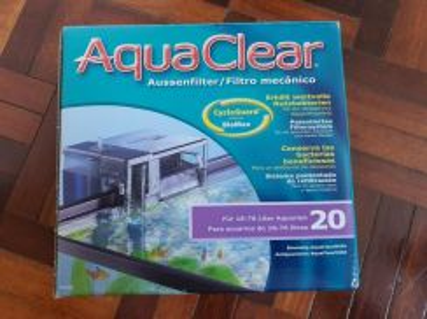 Aquaclear 20 Water Filter for Aquarium (Used)