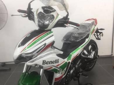 Benelli RFS150i LE (PROMOSI RAYA RM1 DEPOSIT)