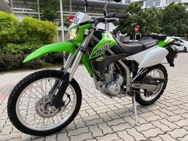 Kawasaki klx 250 crf 250 3800km lowdeposit