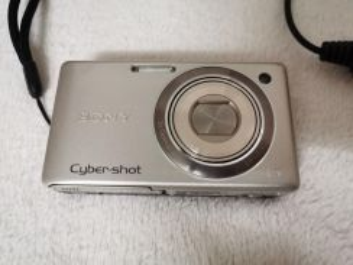 Digital Camera Sony CyberShot DSC-W380