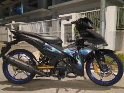 Y15zr rs150