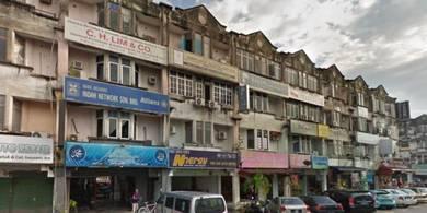 Pandan Indah 1.5 Sty Shop Lot Below Market Limited Unit