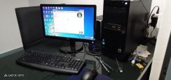 PC i3 + Monitor + Keyboard + Mouse