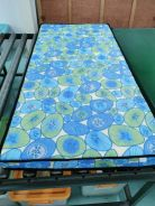 Reborn natural latex mattress/ tilam