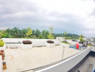 Apartment Sentrovue, Puncak Alam (LEVEL 4)