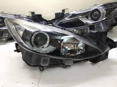 Mazda 3 Skyactiv Head Lamp Rh