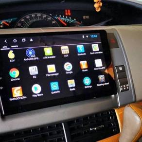 Android player toyota estima ips 1+16gb rom