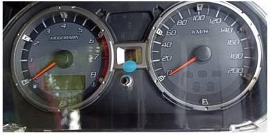 Meter saga flx auto dan aksesori