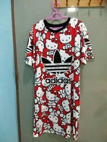 Hello Kitty Adidas Dress
