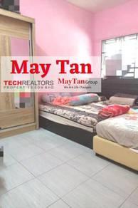 FULL LOAN Taman Merak Jaya Renovated House near Tambun Toll Cmart IKEA