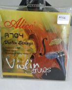 Alice Violin String - A704