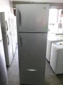 Samsung 3 Doors Refrigerator Peti Sejuk Ais Fridge