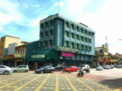 Sungai Petani Town Center 4.5 Storey Shop House