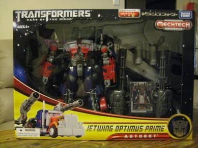 Transformers Takara Jet Wing Optimus Prime