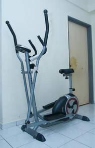Exercise Bike 2 in 1