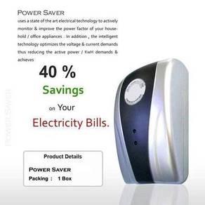 24MMJS alat jimat elektrik / electric saver > 50%