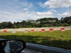 Bungalow commercial land near Gateway Palm mall seremban town