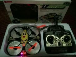 Rc drone defender ufo 4.5ch+3 axis