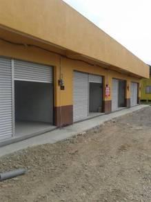 2 Rumah Kedai (corner lot) Untuk DiSewa Kota Bharu