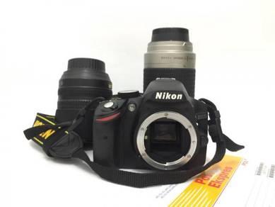 Nikon d3200 for sale