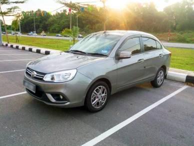 Proton Saga for rent