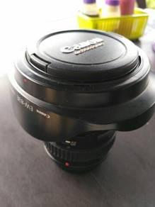 Lens 17-40mm f4 L lens